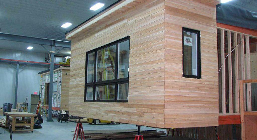 Energy-efficient home Quebec | Achievements | Energeco concept